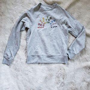 Madewell  Unisex Love to All Sweatshirt